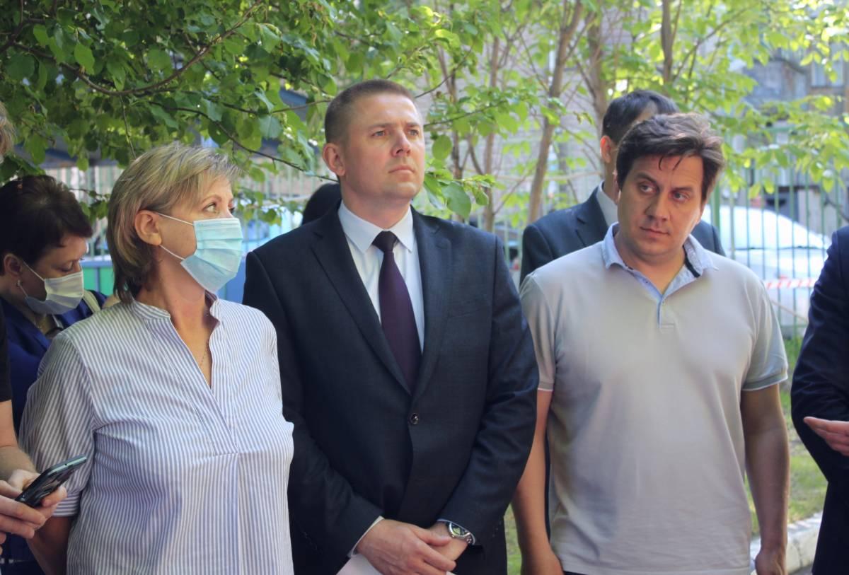 Депутаты «Единой России» побывали в школах и детских садах, нуждающихся в капитальном ремонте
