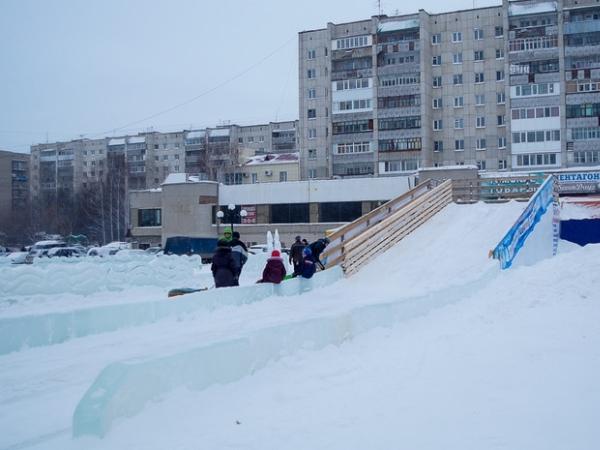 томск зимний городок фото Termoline шьется